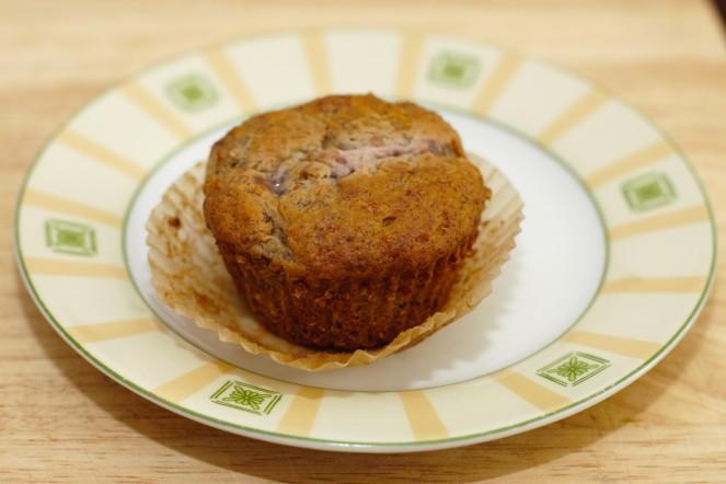 Strawberry Banana Muffin 3